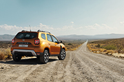 Titelbild Dacia Duster ECO-G Autogas Flüssiggas LPG
