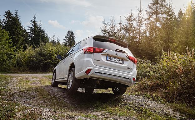 Beitragsbild Mitsubishi Plug-in Hybrid Outlander PHEV
