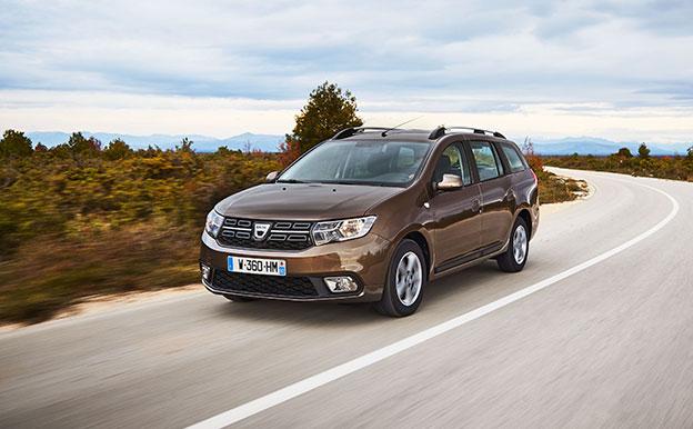Dacia Logas MCV LPG Autogas Flüssiggas