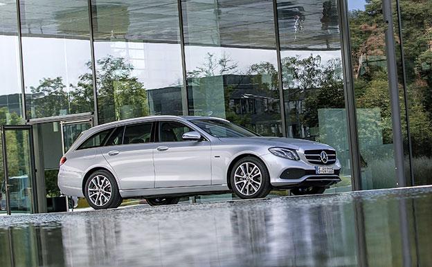 Mercedes-Benz E 300 de Plug-In-Hybrid