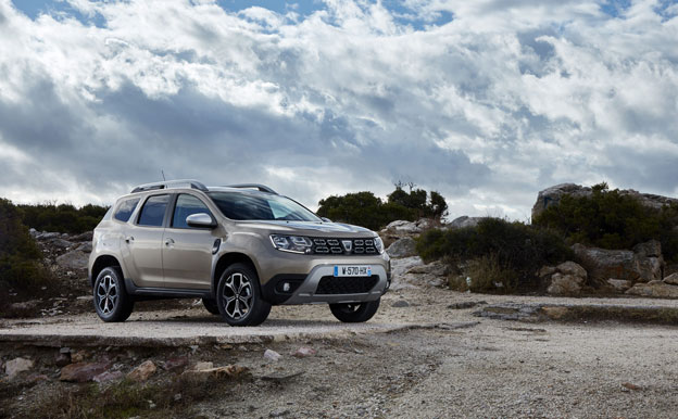 Dacia Duster TCe 100 ECO-G 2WD