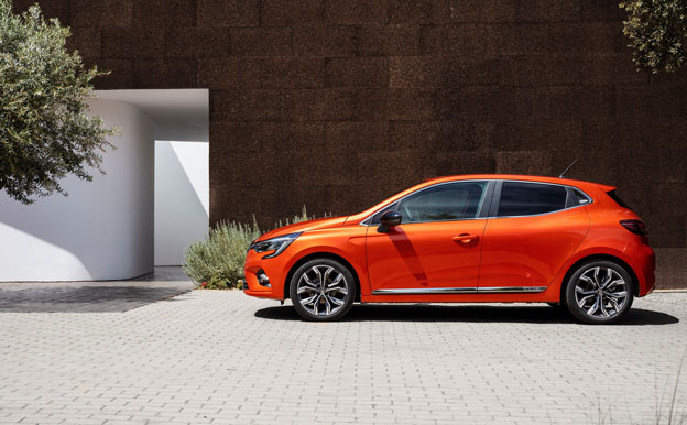 Renault Clio TCe 100 LPG