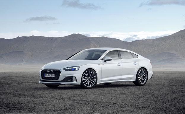 Audi A5 Sportsback 40 g-tron Erdgas CNG