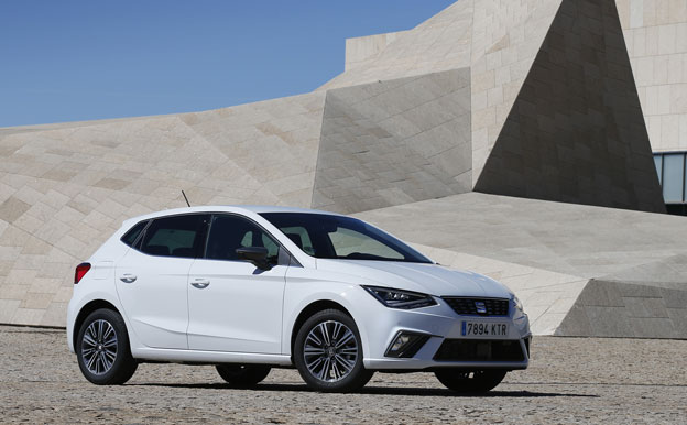 Seat Ibiza 1.0 TGI Erdgas CNG