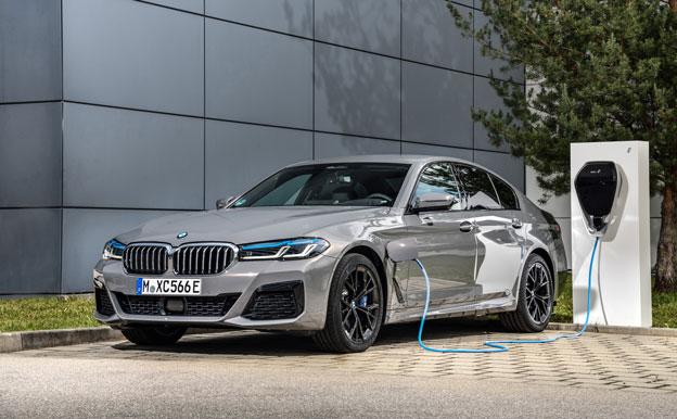 BMW 545e xDrive Limousine Plug-in-Hybrid Plug-In-Hybridauto