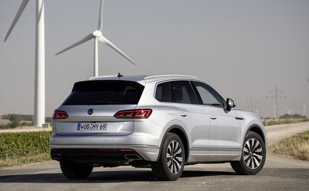 VW Touareg 3.0 V6 eHybrid 4MOTION Plug-In-Hybridauto