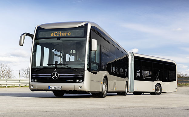 Mercedes-Benz eCitaro G Elektrobus Elektro-Stadtbus
