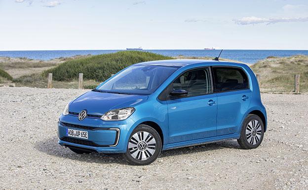 VW e-up! (32,3 kWh Batterie) Elektroauto Elektro-Kleinstwagen