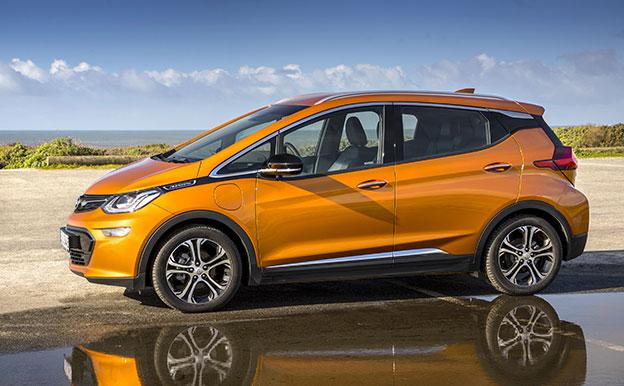 Opel Ampera-e Elektroauto Elektro-Kompaktklasse