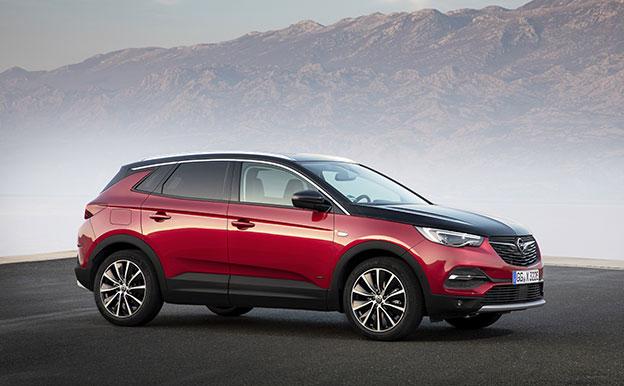 Opel Grandland Hybrid Plug-In-Hybridauto PHEV SUV