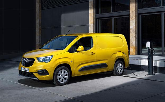 Opel Combo-e Cargo Elektroauto Elektro-Kastenwagen