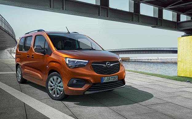 Opel Combo-e Life Elektroauto Elektro-Hochdachkombi