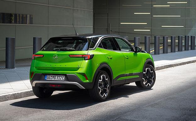 Opel Mokka-e Elektroauto Elektro-SUV