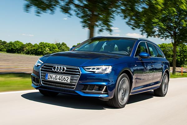 Audi A4 Avant g-tron CNG Erdgas
