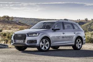 Audi Q7 e-tron Plug-In-Hybrid