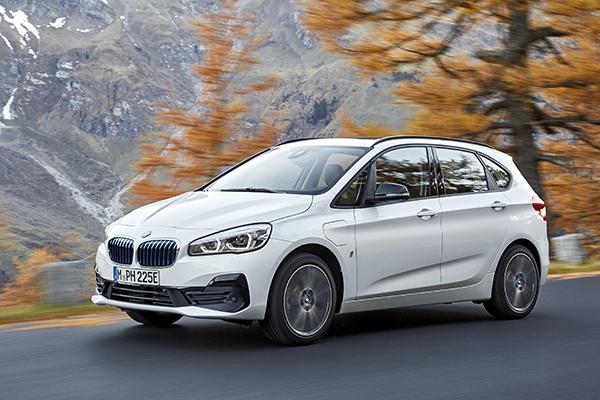 BMW 225xe Activ Tourer Plug-In-Hybrid