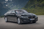 BMW 740e Plug-In-Hybrid