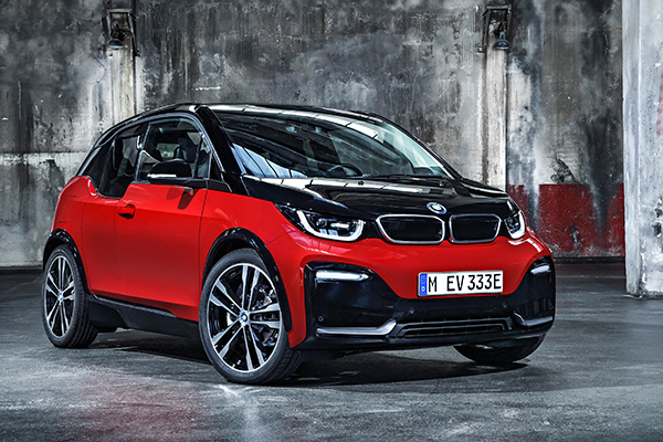 BMW i3s Elektroauto