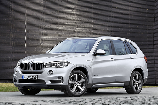 BMW x5 xDrive40e Plug-In-Hybrid