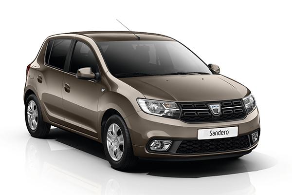 Dacia Sandero LPG Autogas Flüssiggas