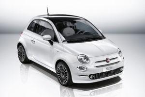 Fiat 500 LPG Autogas Flüssiggas