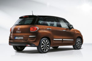 Fiat 500L Natural Power CNG Erdgas