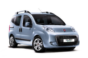 Fiat Doblo Natural Power CNG Erdgas