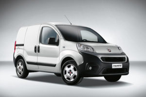 Fiat Fiorino Natural Power CNG Erdgas