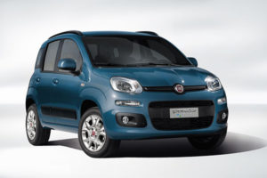 Fiat Panda Natural Power CNG Erdgas