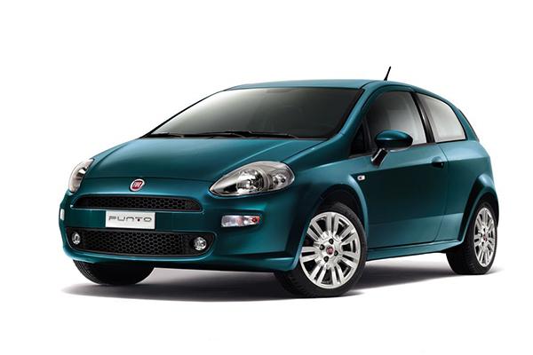 Fiat Punto Natural Power CNG Erdgas