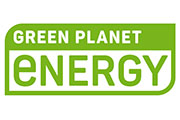 Green Planet Energy Ökostrom Logo