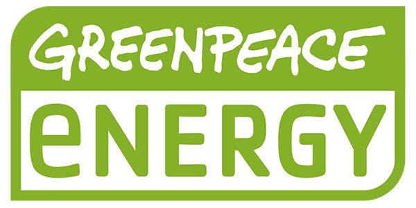 Greenpeace Energy Ökostromanbieter Logo