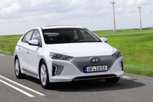 Hyundai IONIQ Elektro Elektroauto