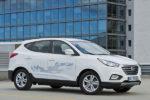 Hyundai ix35 Fuel Cell Brennstoffzellenauto