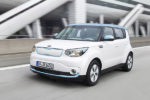 Kia Soul EV Elektroauto