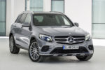 Mercedes-Benz GLC 350 e Plug-In Hybrid