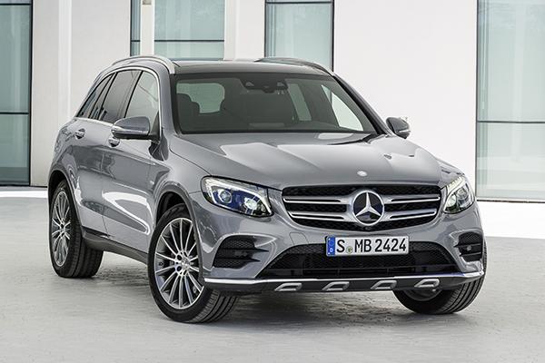Mercedes-Benz GLC 350 e Plug-In Hybrid