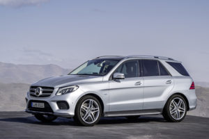 Mercedes-Benz GLE 500 e Plug-In Hybrid