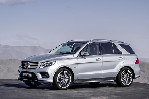 Mercedes-Benz GLE 500 e Plug-In Hybrid