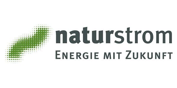 NATURSTROM Ökostromanbieter Logo