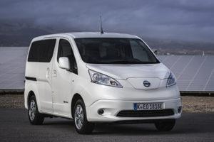 Nissan e-NV200 EVALIA Elektroauto