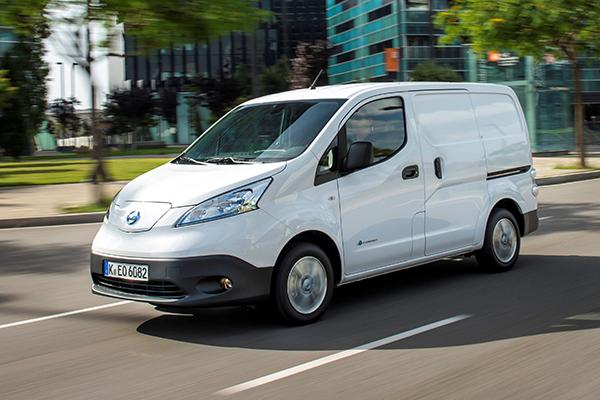 Nissan e-NV200 Kastenwagen Elektroauto