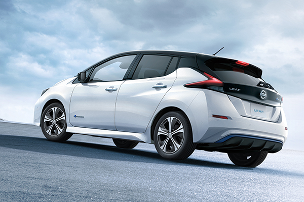 Nissan Leaf Elektroauto