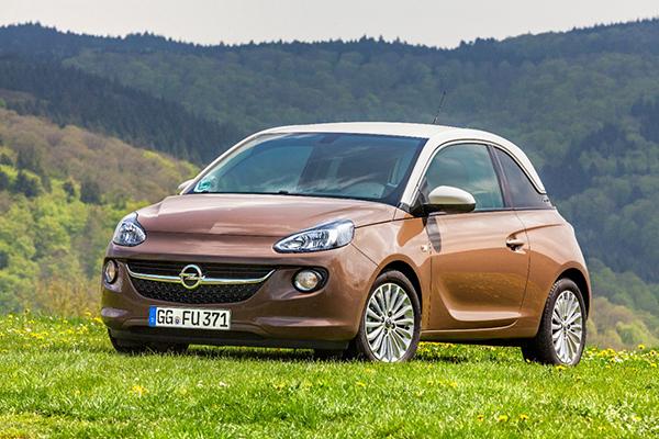 Opel Adam LPG Autogas Flüssiggas