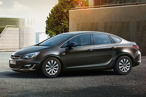 Opel Astra Limousine LPG Autogas Flüssiggas