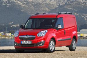 Opel Combo CNG Erdgas