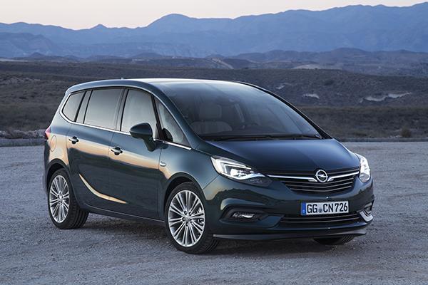 Opel Zafira LPG Autogas Flüssiggas