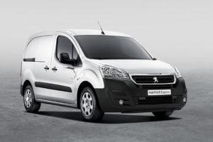Peugeot Partner Electric Elektroauto