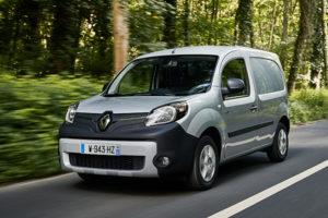 Renault Kangoo Z.E. Elektroauto