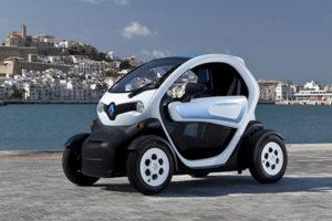 Renault Twizy Elektroauto